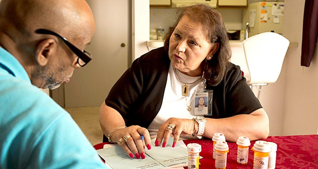 Senior Prescription Counseling